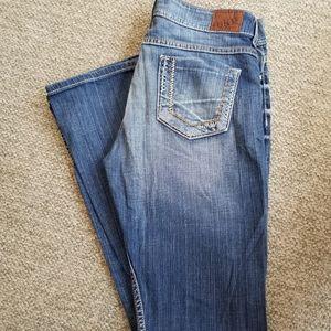 BKE Jean's, 32x35 1/2, Culture Boot